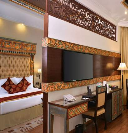 Best 4 Star Heritage Hotel in Karnal
